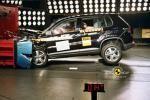 Краш тест Volkswagen Tiguan