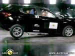 Краш-тест Alfa Romeo Giulietta
