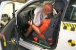 Краш-тест Audi A1