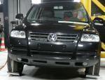 Краш-тест Volkswagen Touareg