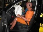 Краш-тест Volkswagen Tiguan