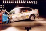 Краш тест BMW 3 series