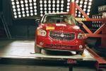 Краш-тест Dodge Caliber
