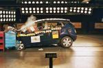 Краш тест Ford Fiesta