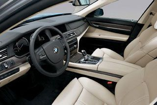 Тест-драйв BMW 7 серии. BMW ActiveHybrid 7. На зеро