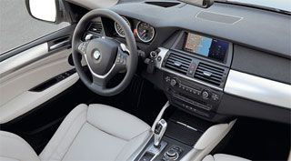 Тест-драйв BMW X6. Гибридный спортсмен. BMW ActiveHybrid X6
