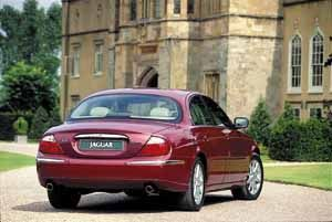 Тест-драйв Jaguar S-type. Sophisticated