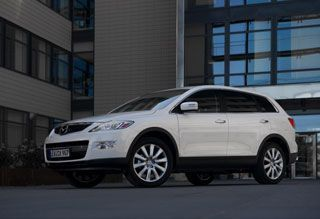 Тест-драйв Mazda CX-9. King size