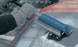 Как бороться с обледенением стекол автомобиля