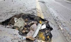 Как получить компенсацию за разбитый автомобиль на плохой дороге