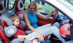 Детское автокресло или как правильно перевозить малышей