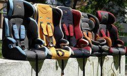 Детские кресла для автомобиля
