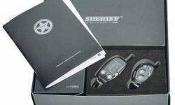 Обзор автосигнализаций с автозапуском SHERIFF