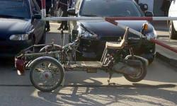 Повреждение Вашего автомобиля неизвестным транспортным средством
