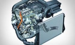 Турбированные двигатели с прямым впрыском топлива (TFSI)