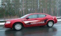 Тест-драйв Dodge Avenger