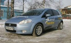 Тест-драйв Fiat Grande Punto