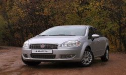 Тест-драйв Fiat Linea