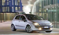 Тест-драйв Fiat Punto Evo